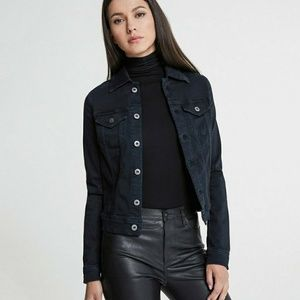 AG Adriano Goldschmied Robyn Rocklan denim jacket